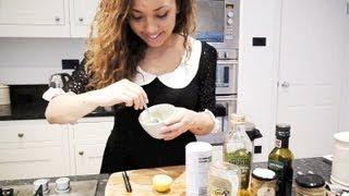 My Homemade Vinaigrette Recipe!