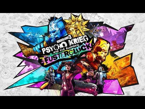 Borderlands 3: Psycho Krieg and the Fantastic Fustercluck DLC Showcase [Part 12] Fake |
