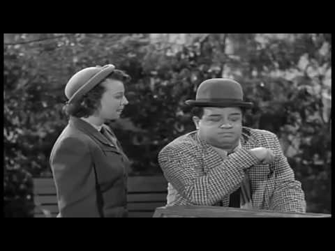The Abbott and Costello Show Season 1 Episode 24  The Actors' Home
