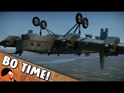 "War Thunder - TB-3M ""It Can Do Anything?"""