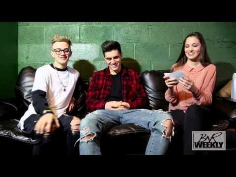 Exclusive Jack & Jack Tour Interview with Brooke Hummel