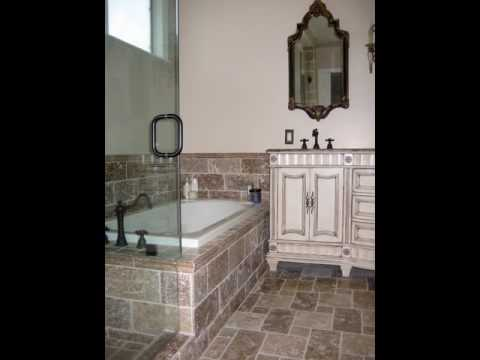 Custom Bathroom Design/Renovation Barbara Stock Interior Design Los  Angeles, CA - YouTube