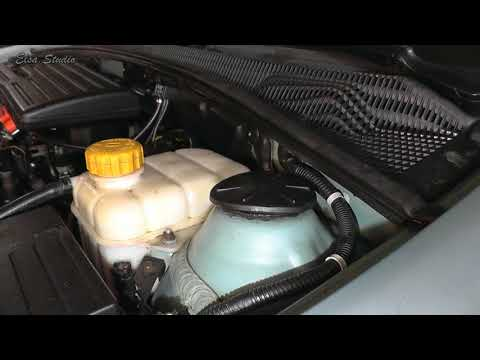 Определение состояния верхней опоры стойки Chevrolet Lacetti