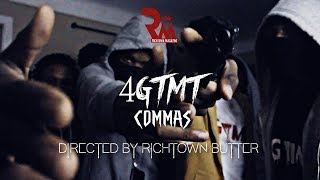 4GTMT - Commas (Official Video) Directed By Richtown Magazine thumbnail