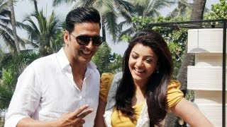 "Akshay Kumar and Kajal Aggarwal start promoting ""Special 26"""