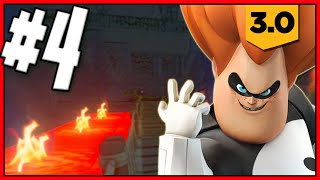 Disney Infinity 3.0 - TOY BOX Takeover Part 4 Death Traps of DOOM!