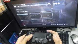mayflash Max Shooter One Mouse/Keyboard Converter test killzone PS4