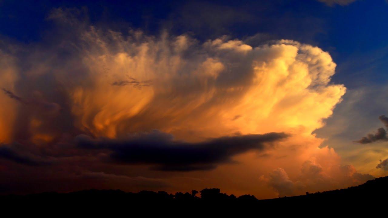Imagine Dragons Wallpaper Hd Vivid Towering Cumulus Storm Cloud Time Lapse Youtube