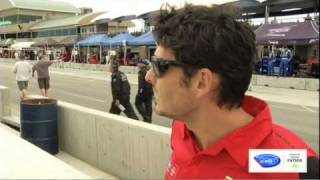 ALMS Why were here: Giancarlo Fisichella on racing in ALMS
