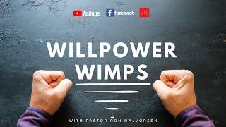 WILLPOWER WIMPS