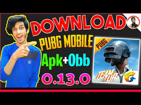 how-to-download-pubg-mobile-0.13.0-update-||-pubg-mobile-apk-obb-download