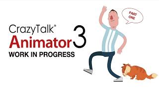 Animar Desenhos 2D de Maneira Facil (CrazyTalk Animator 3)