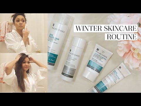 Nighttime Routine | Winter Skincare | For Normal/Oily Tzone
