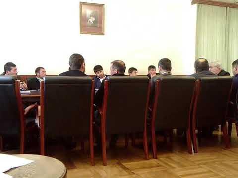 Ապարան համայնքի ավագանու նիստ, 15.03.2019/մաս 1