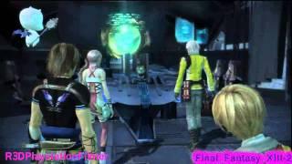 ★Final Fantasy Xlll-2 Cutscenes★ Part 11  {English}