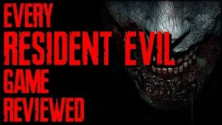 Every Resident Evil Game Reviewed