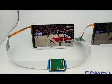 Confu HDMI to MIPI DSI driver board for dual 5 9 inch 1080*1920 1080P lcd  DIY VR/AR Raspberry Pi