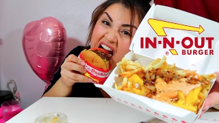 In N Out Mukbang | Storytime Bad Days