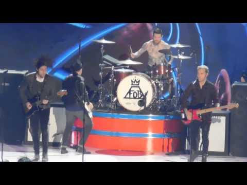 Fall Out Boy, Wiz Khalifa - Uma Therman BBMA 2015 May 17, 2015 Las Vegas