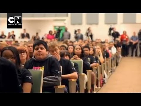 The Bully Effect Sunday April 28 at 5:30/4:30c | Stop Bullying: Speak Up | Cartoon Network