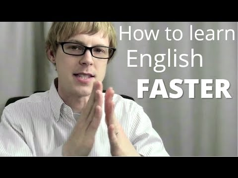 How to learn english quickly and efficiently