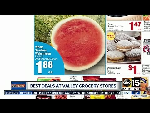 Keep cool this week with these Valley supermarket deals