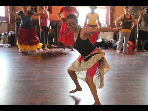 Mona Estime Amira at RASANBLE! Haitian Arts & Culture Festival 2013