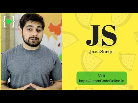Setting Up Web Structure Of Javascript