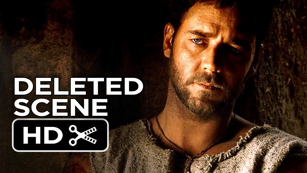 Gladiator Deleted Scene - Will Not Fight (2000) - Russell ...