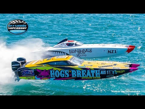 Offshore Superboats Rd 3, Coffs Harbour NSW, August 28th, 2016