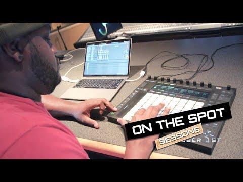 Rick Ross Producer Makes A Beat ON THE SPOT - Oktober1st Ft Jayson Lyric