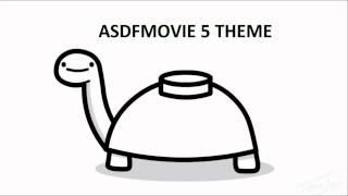 "AsdfMovie 5 Theme Full HD Audio ""Tom"