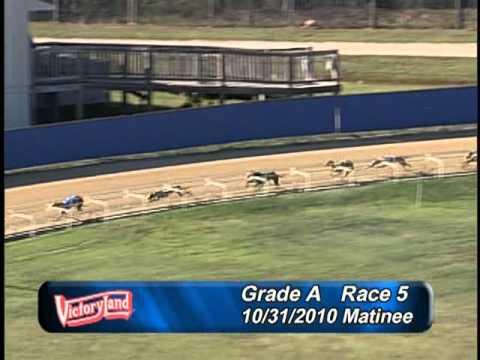Victoryland 10/31/10 Matinee Race 5