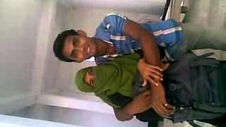 Noapara College girl in an open mind