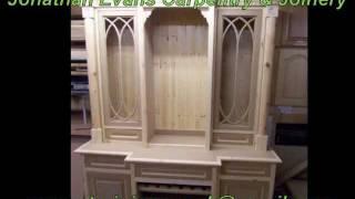 Fine Furniture ,jonathan Evans Carpentry & Joinery ,086/2604787