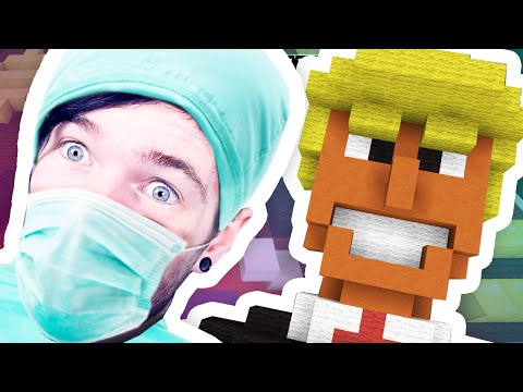 Thumbnail: Minecraft | OPERATING ON DONALD TRUMP!!