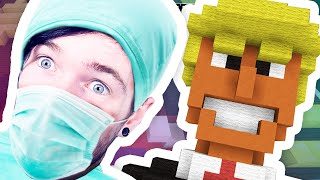 Minecraft | OPERATING ON DONALD TRUMP!! thumbnail