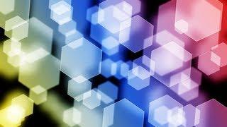 Gimp Tutorial: Hexagon Bokeh Effect