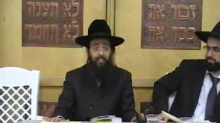 הרב יעקב בן חנן הרצאה בנושא גדול המחטיאו יותר מן ההורגו