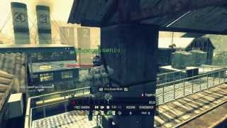 Black Ops combat axe coss map death
