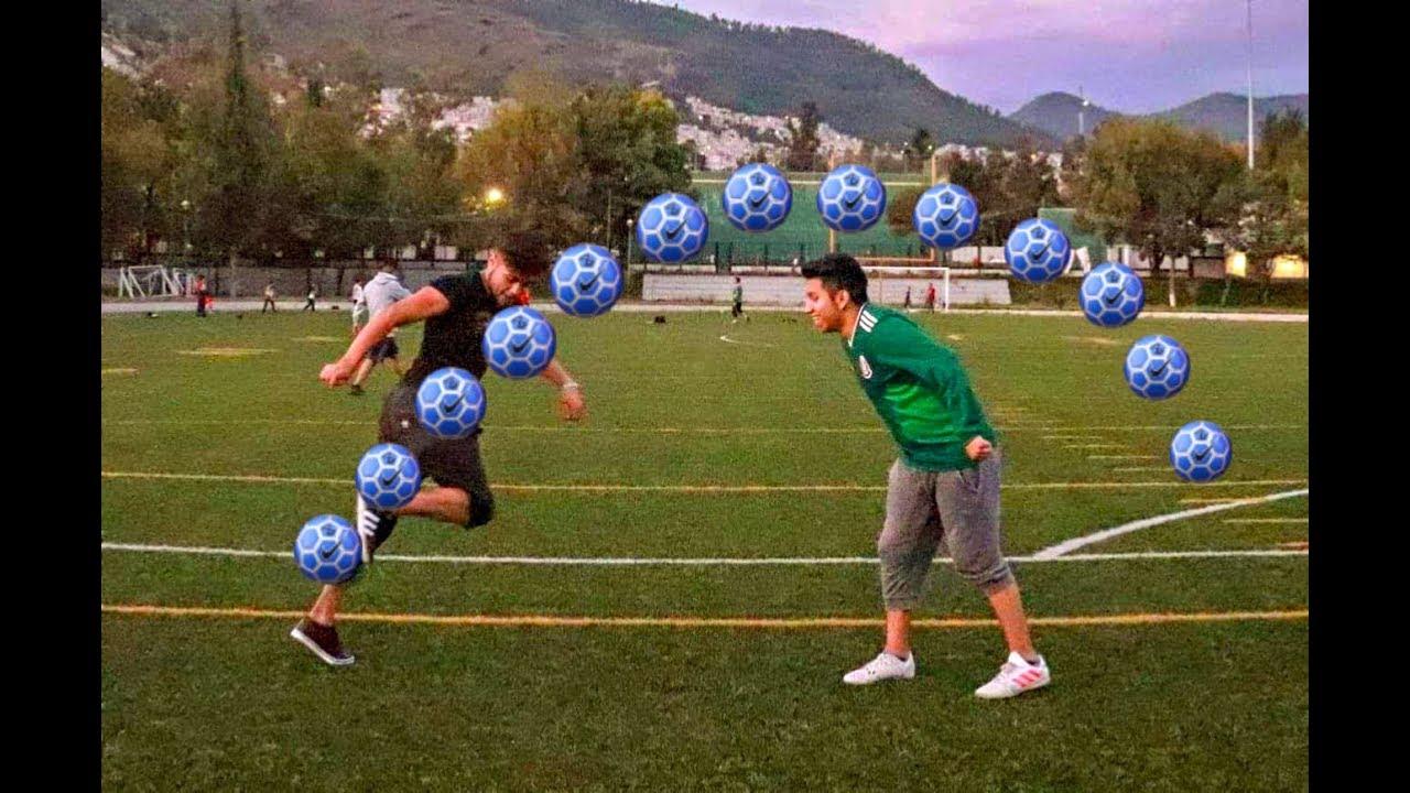 Sombrerito 100 Efectivo Para Dejar Humillado A Tu Rival Tutorial De Futbol Arcoíris Youtube