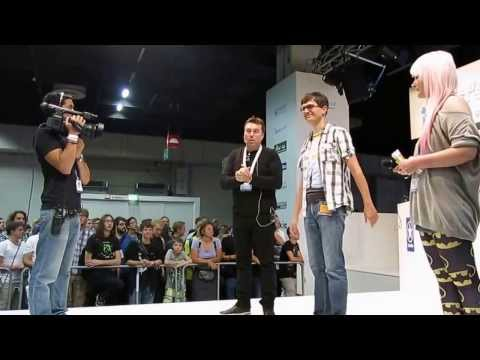 Chris Roberts Speak at Gamescom 2013