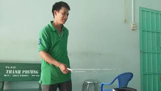 Anh bán vé số Tào lao nói về kịch bản thi thách thức danh hài.