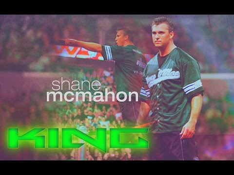 WWE Shane Mcmahon tribute