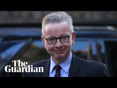 Michael Gove to challenge Johnson for Tory leadership
