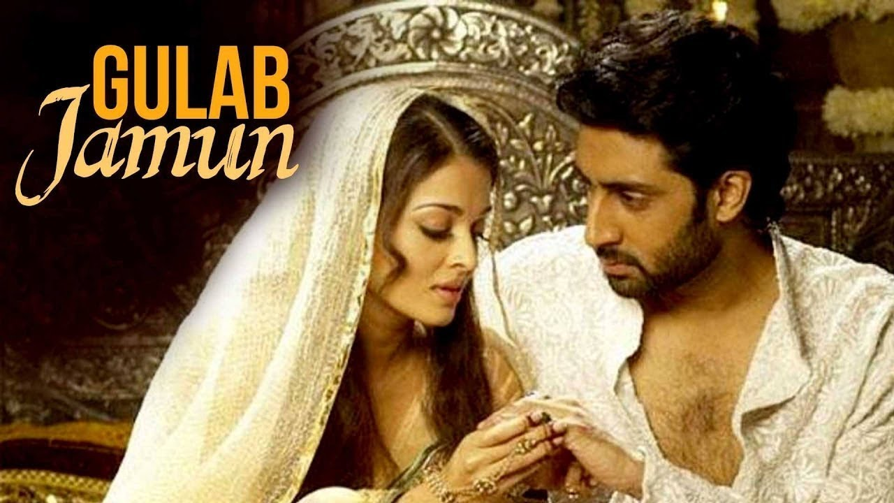 Image result for latest images of aishwarya rai bachchan with abhishek bachchan  in gulab jamun mov ie