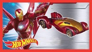 Marvel Avengers End Game | Hot Wheels