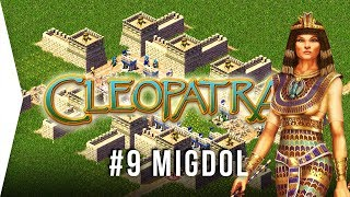 Pharaoh Cleopatra ► #9 Migdol (Pelusium) on Very Hard - [1080p HD Widescreen] - Let's Play Game