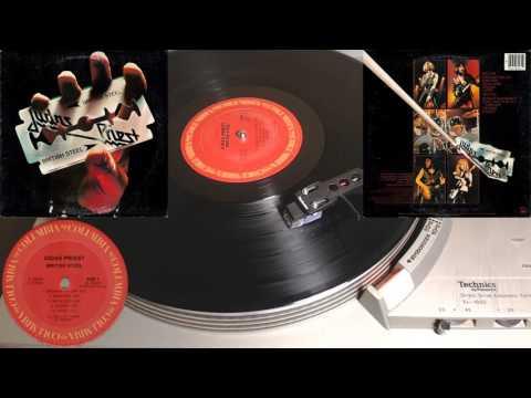 Mace Plays Vinyl - Judas Priest - British Steel - Full Album