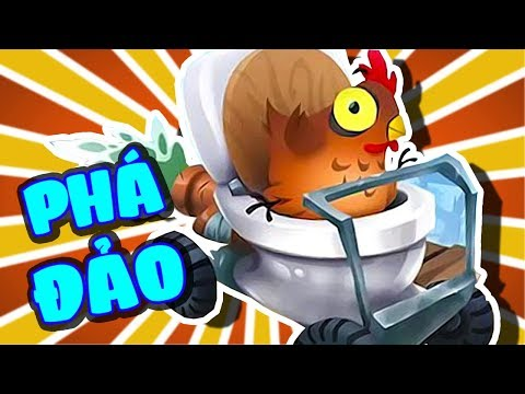 PHÁ ĐẢO CON GAME CUTE NHẤT HỆ MẶT TRỜI VÀ CÁI KẾT !!! | Anima Super Squad | POBBrose ✔